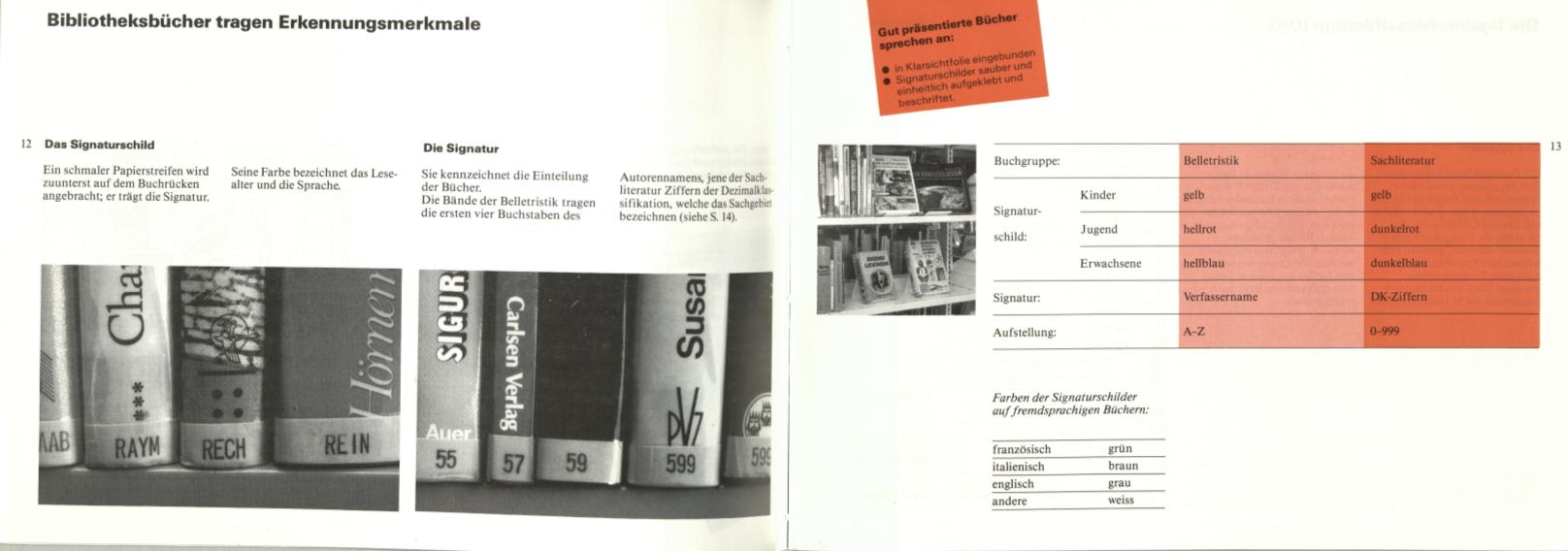 Geschichte | Bibliotheken als Bildungseinrichtung
