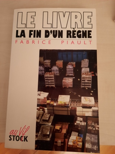 Bild des BUches Le livre: la find d'un règne